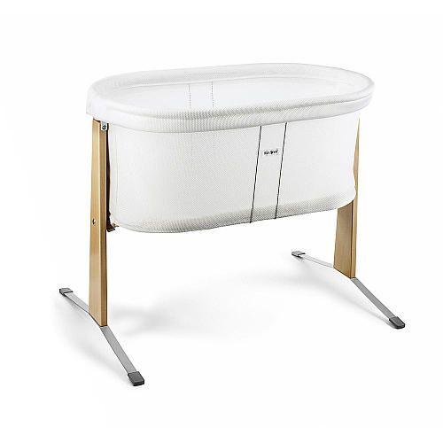 babybjorn cradle breathable bassinet - white, Schlafzimmer