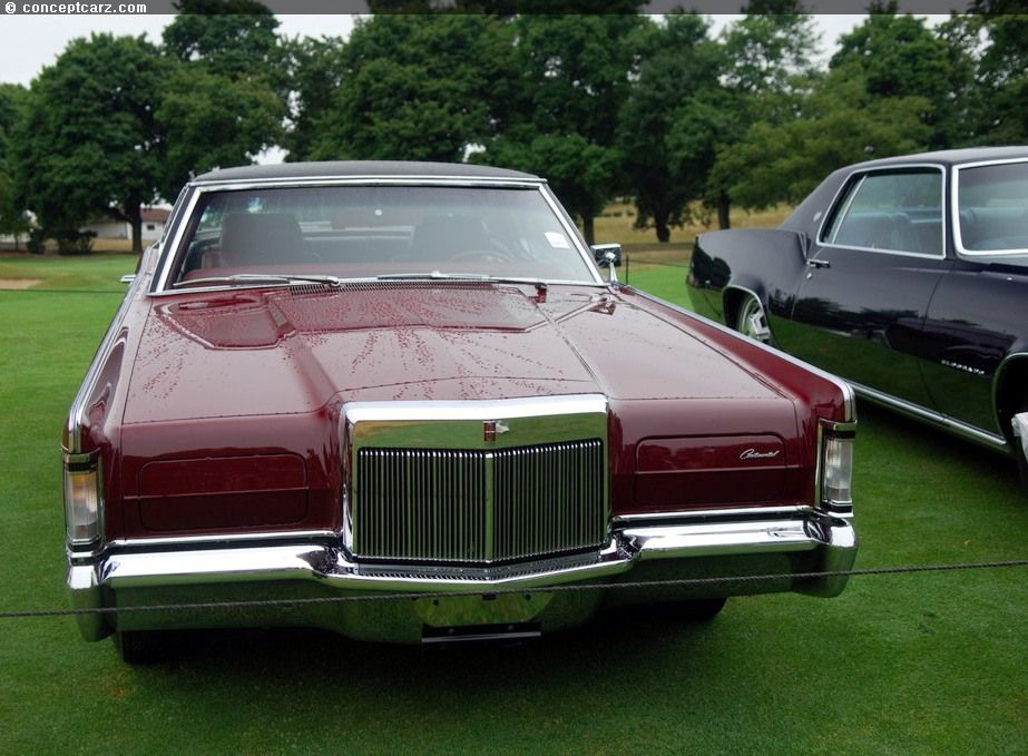 1969 Lincoln Mark Iii Continental Images Information And History 3