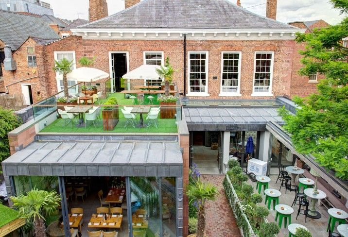 Oddfellows, Chester, United Kingdom | Outdoor living ... on Kingdom Outdoor Living id=30633