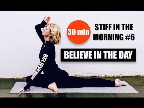 30 MIN MORNING YOGA // Focus, Strength, Tone, Flexibility
