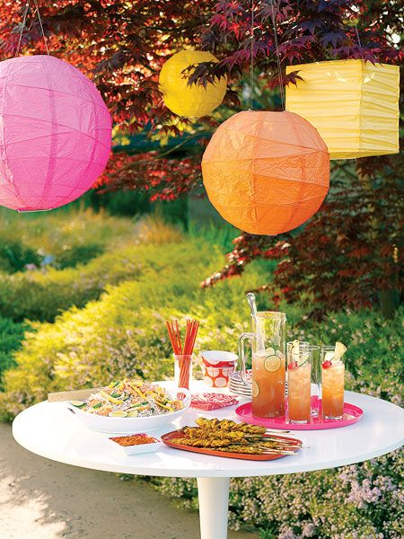 Delightful Lovely Outdoor Lanterns  Colorful Lanterns Make Any Outdoor Area Look Fun,  Fresh, And Put Together.