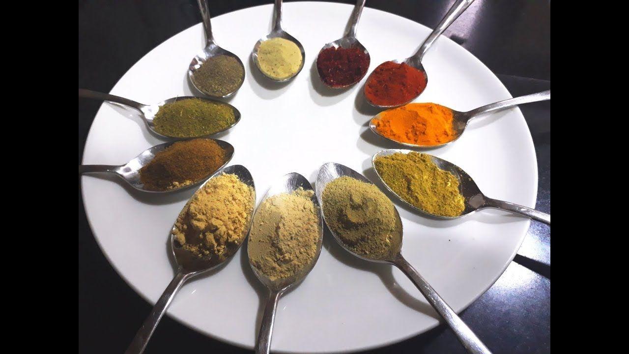 ماسالا خلطة سحرية تدووم اشهر بالبراد لتتبيل الدجاج واللحوم والأسماك وسر نكهتها Youtube Cooking Recipes Spices Spice Mixes
