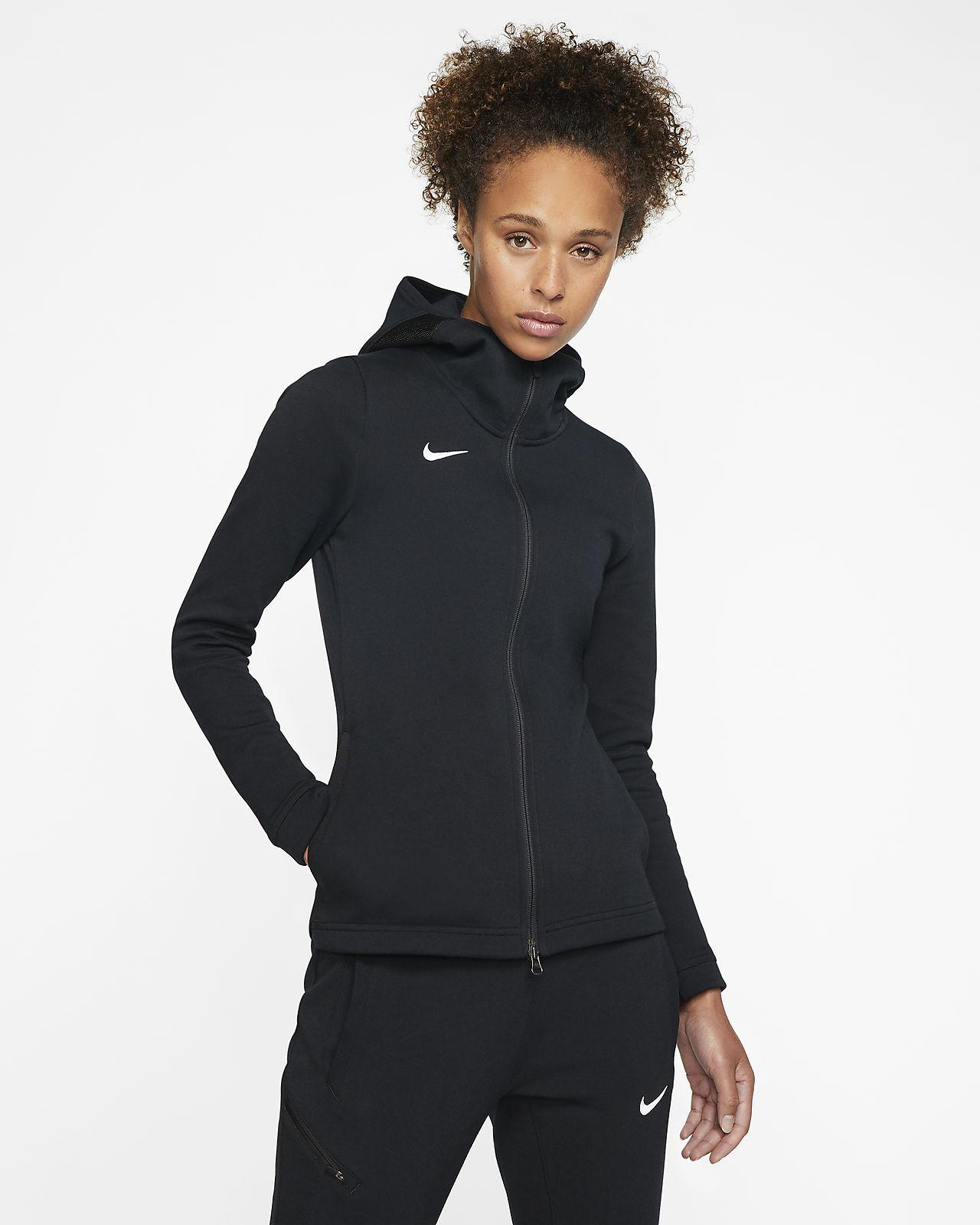 nike dri fit hoodie women's