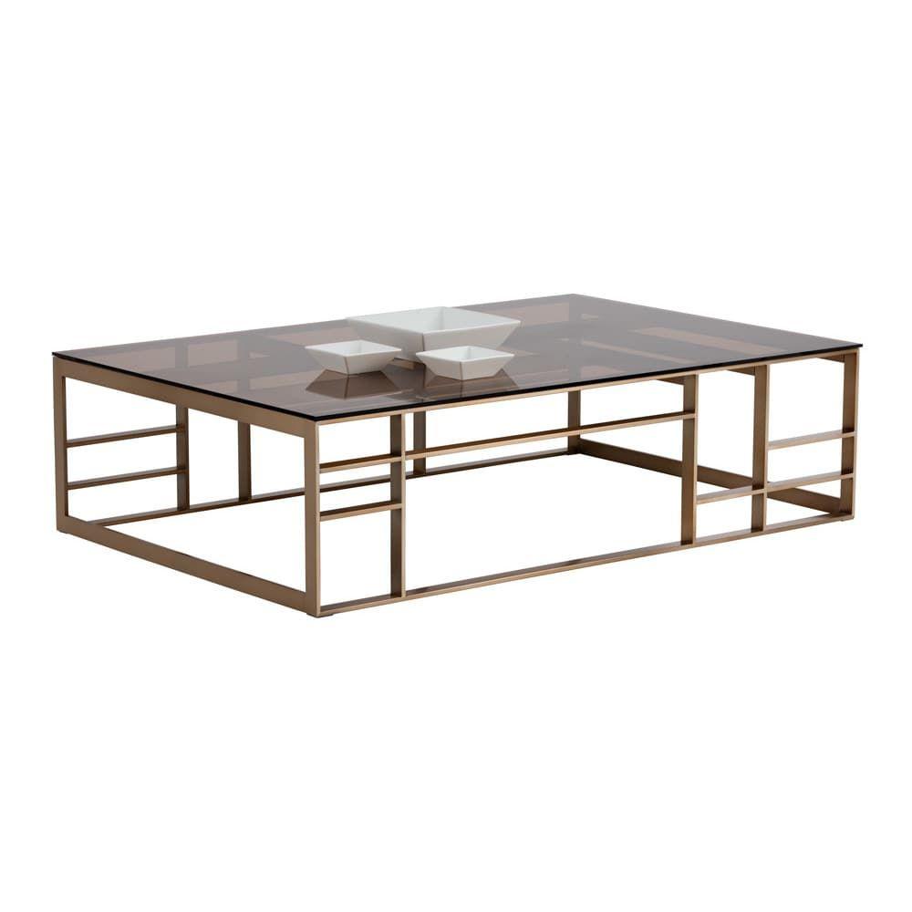Groovy Club Joanna Brown Glass Rectangular Coffee Table Overstock Bralicious Painted Fabric Chair Ideas Braliciousco
