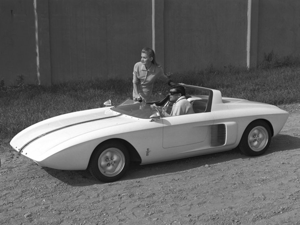 1962 Ford Mustang I Concept 1