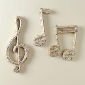 Paper Mache Mobiles Music Google Search Music Art Pinterest