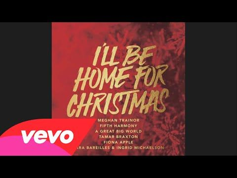 I Ll Be Home By Meghan Trainor Captures The Feeling Of Home For The Holidays This Melodic New Holiday Tune Meghan Trainor Fifth Harmony New Christmas Songs