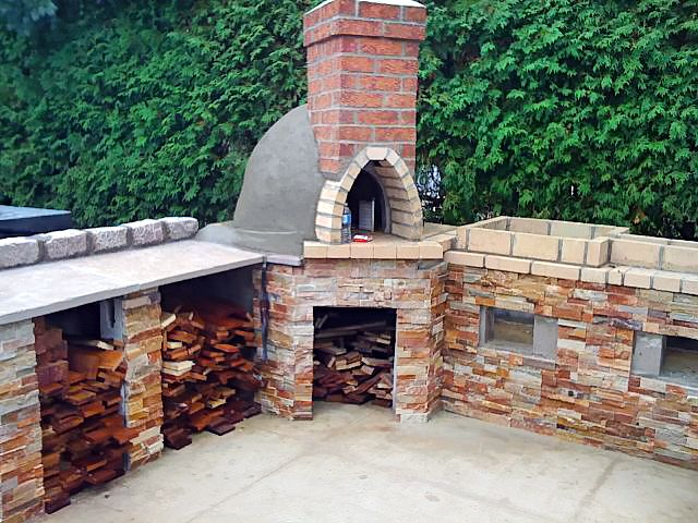 Home in 2018 Future Home Pinterest Pizza oven outdoor