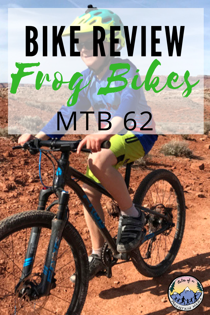 Frog Bikes Mountain Bike 62 Review Kids Bike Kids Ride On