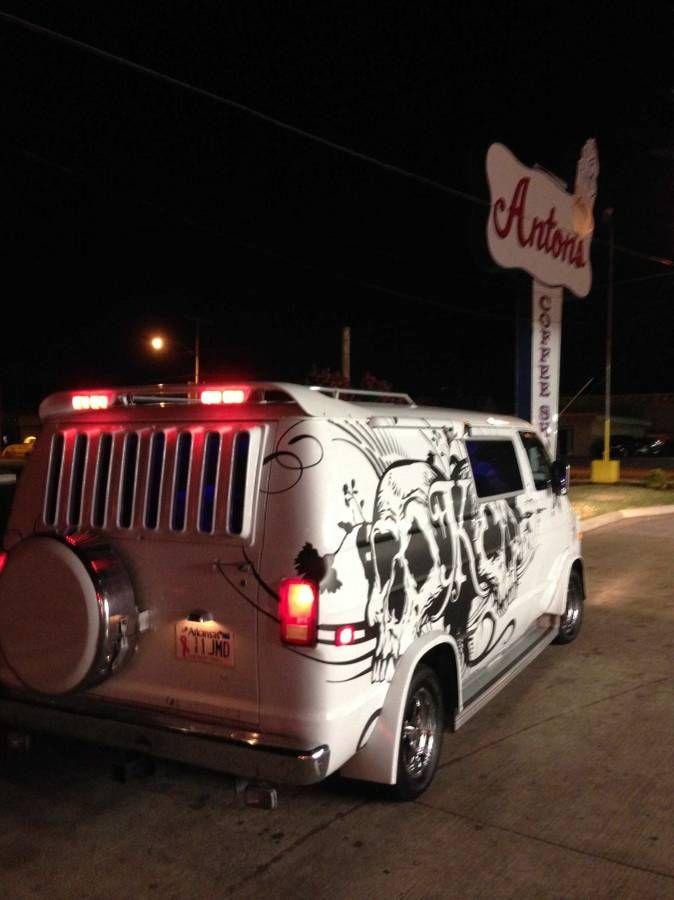 Pin by Thunders Garage on ! Vans, Panels & Buses Rule! | Dodge van