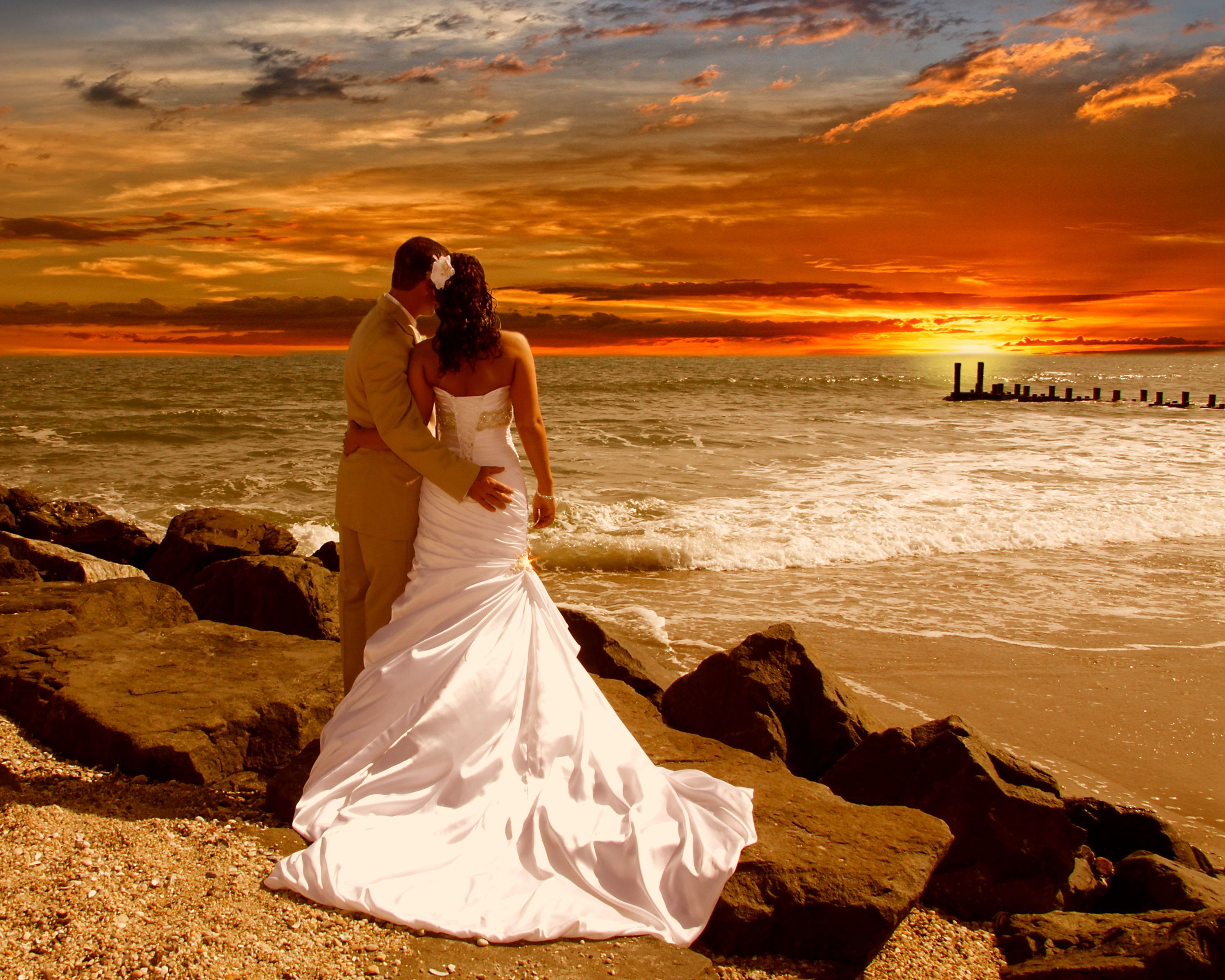 I want photos of Cape May's stunning sunset.