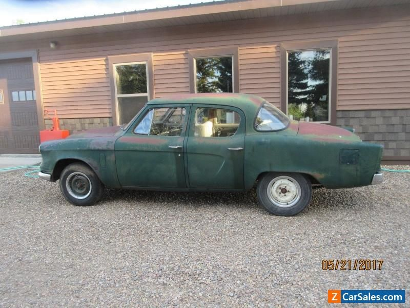 1953 Studebaker champion 4 door #studebaker #champion4door #forsale ...
