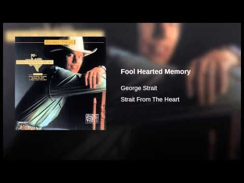 Fool Hearted Memory My Music Pinterest Songs