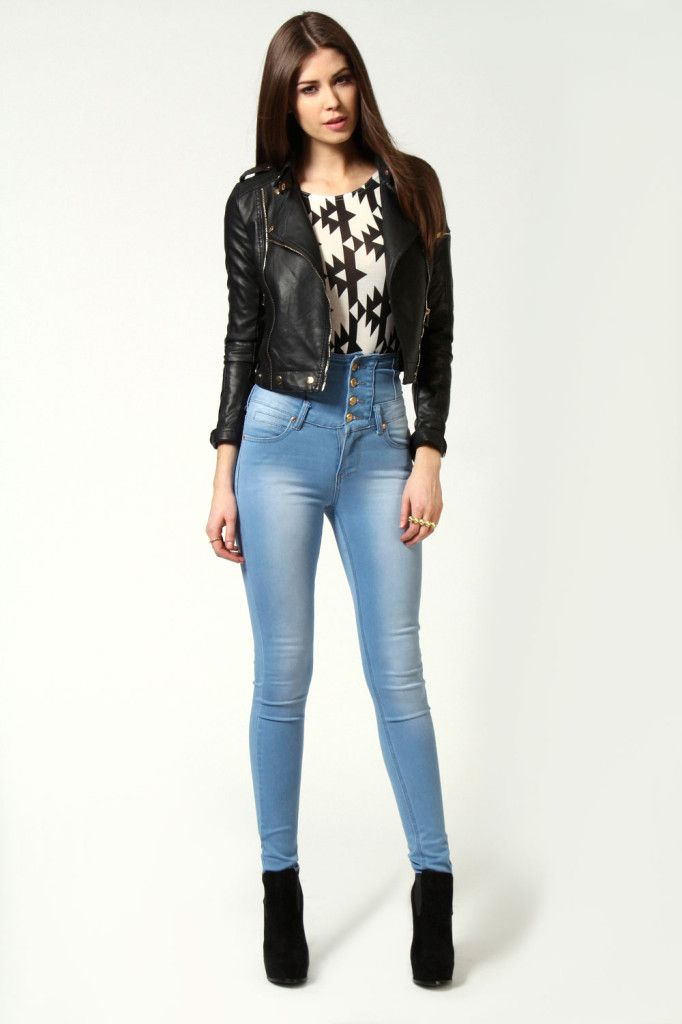 20 High Waisted Jeans that Can Make You Are In Good Looking and ...