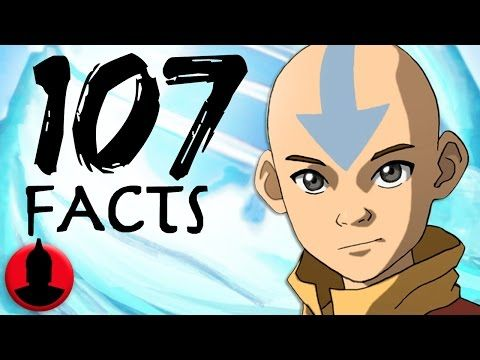 107 Avatar The Last Airbender Facts You Should Know Toonedup 41 Channelfred Youtube Avatar The Last Airbender The Last Airbender Avatar Funny