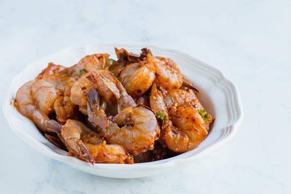 Keto Grilled Firecracker Shrimp Recipe - KetoFocus