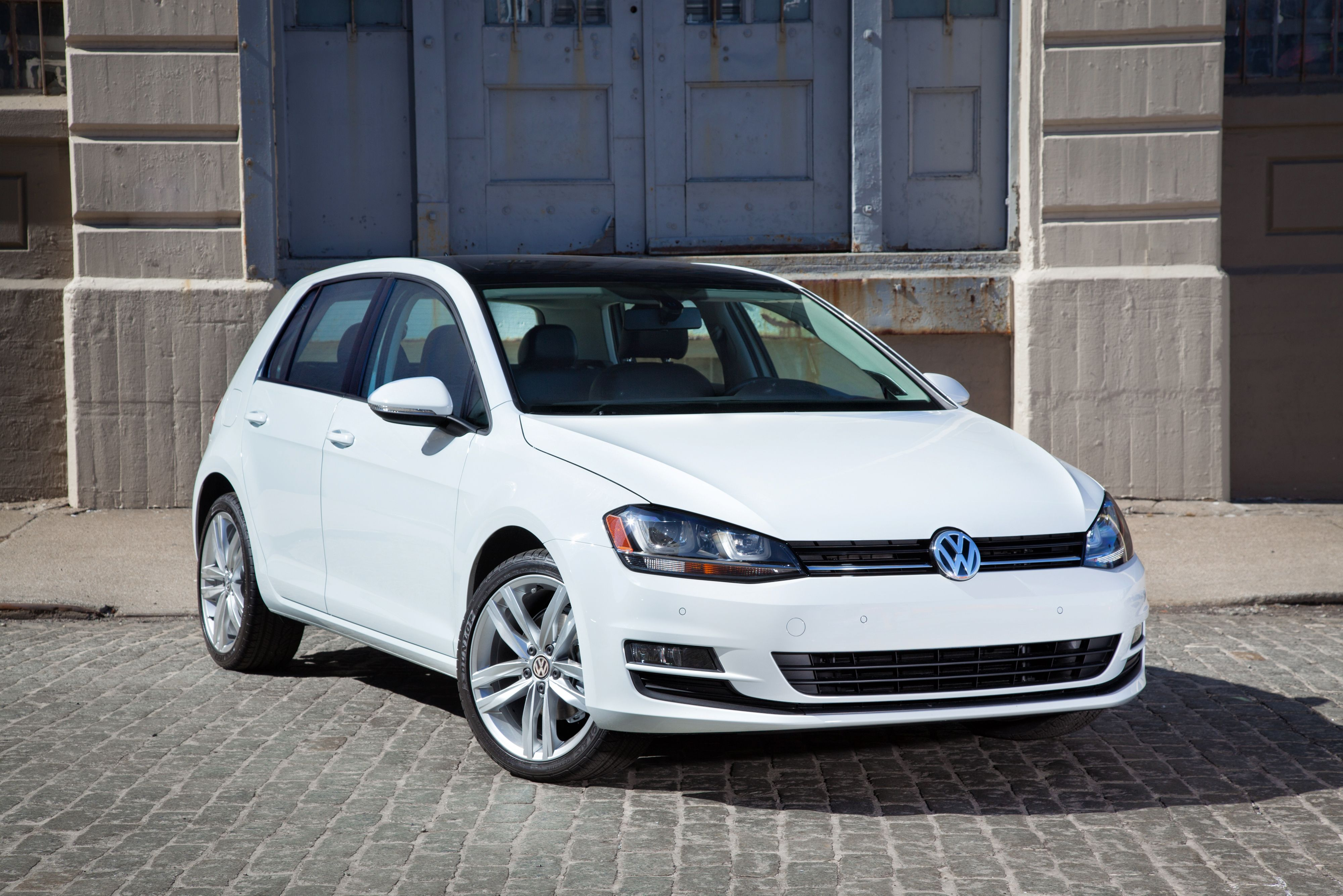 Stick Shift 2015 Volkswagen Golf Tdi Vw Golf Tdi Volkswagen