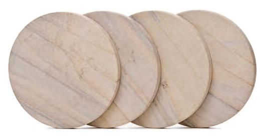 Quality   value   style   the best selection of furniture. Sandstone Coasters, Natural Radiant, Set of 4   Sandstone ...