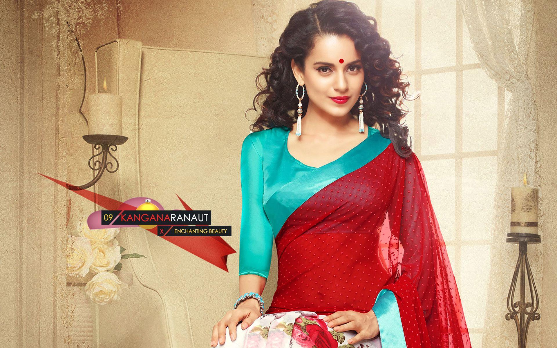 2019 Hd Wallpaper Bollywood Actress In Bikini: Kangana Ranaut Beautiful HD Wallpapers Download