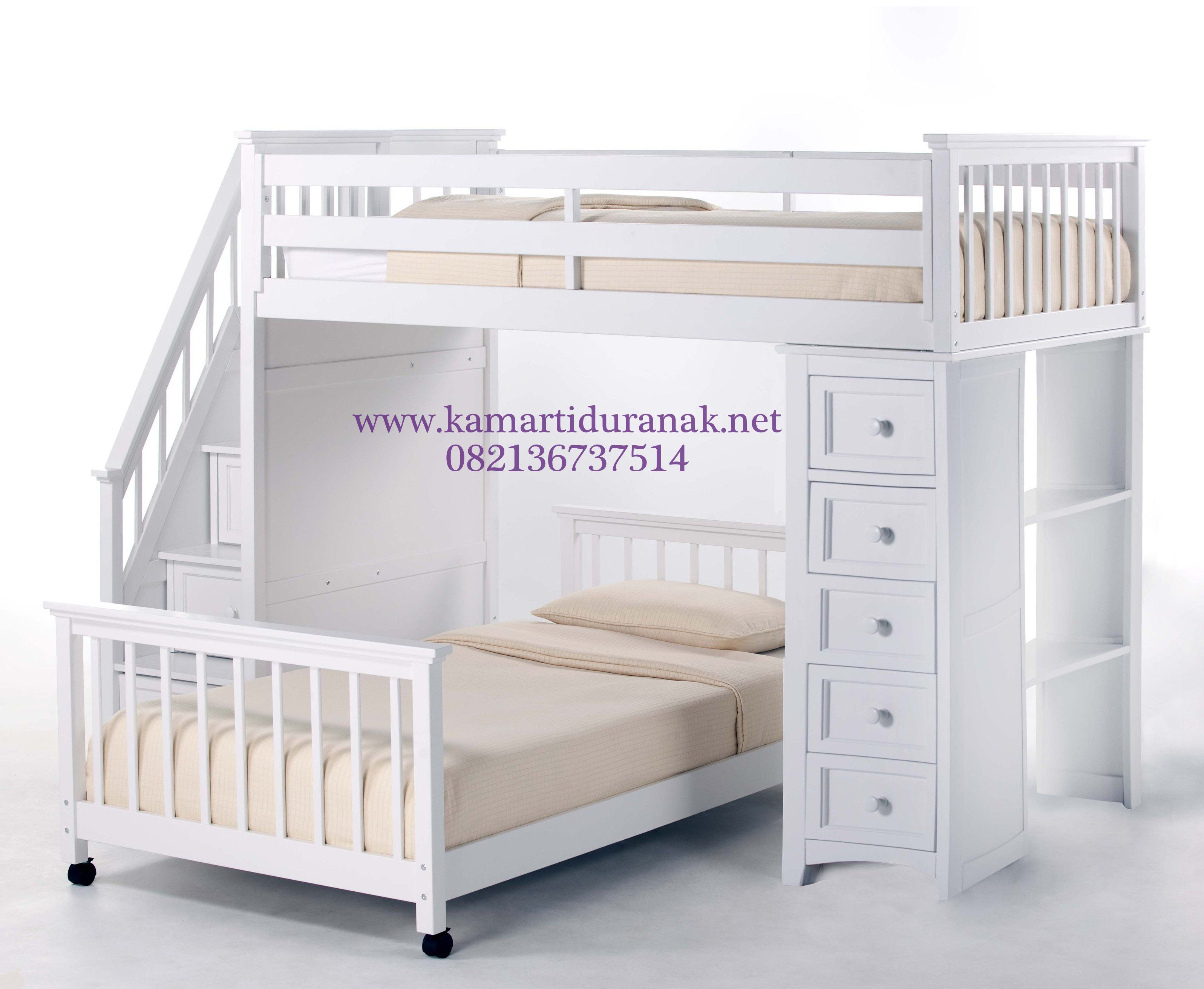 Harga Bunk Bed Minimalis Untuk Anak Perempuan Duco Carnelia - 9 functional and creative diy bunk beds for kids