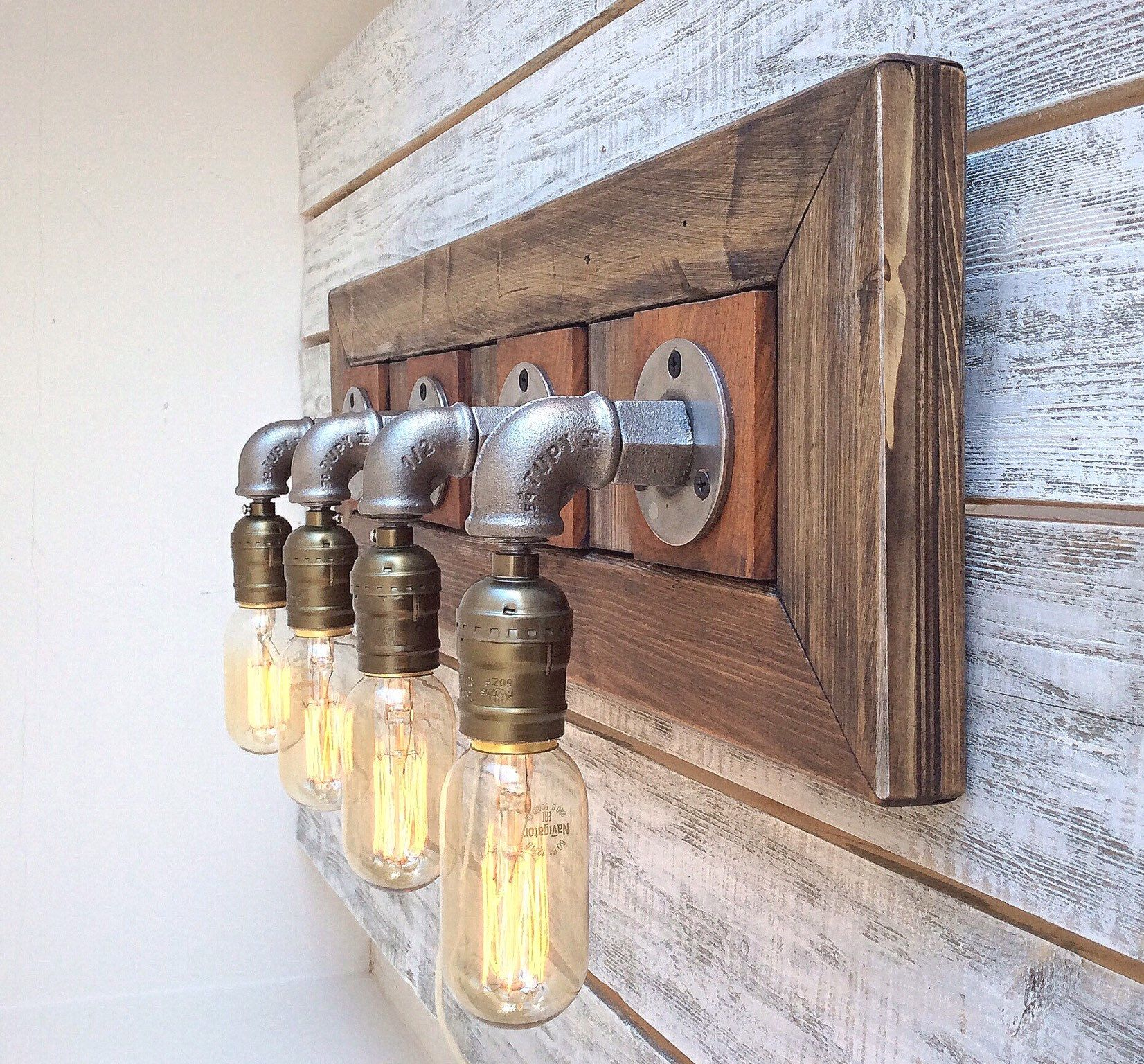 Vanity Light Fixture Country Style Light Pendant Wall