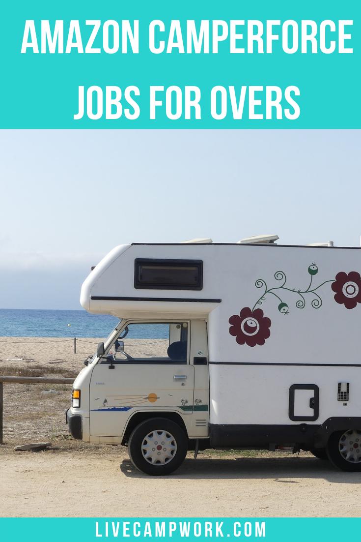 Amazon Camperforce Seasonal RV Jobs Workamping, Travel