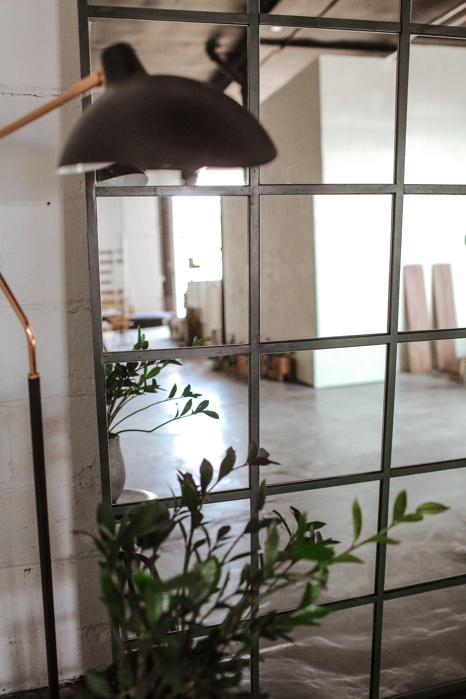 Industrial Ikea Hack Mirror Diy Inspired By Tiktok The Sorry Girls Diy Mirror Ikea Mirror Industrial Mirrors