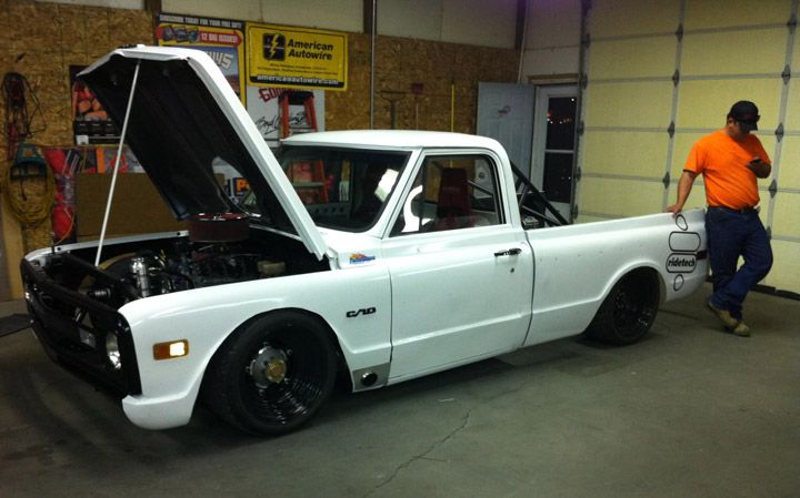 67 72 Chevy Truck Forum >> C10 Air Ride Promoted By The Fab Forums The Fabrication Forums