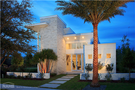 Nahb Adelinde Modern Residential Architecture Modern Architecture House Residential Architecture