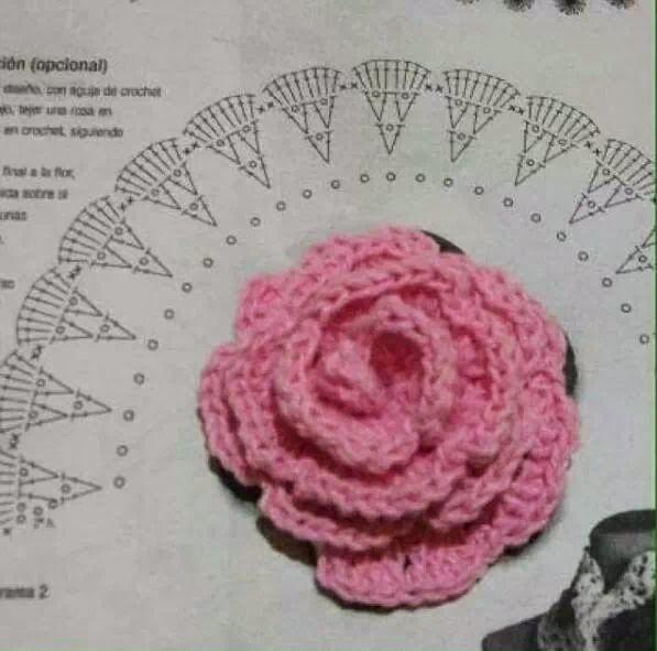 Un lindo álbum de flores con patrones y paso a paso para que ...