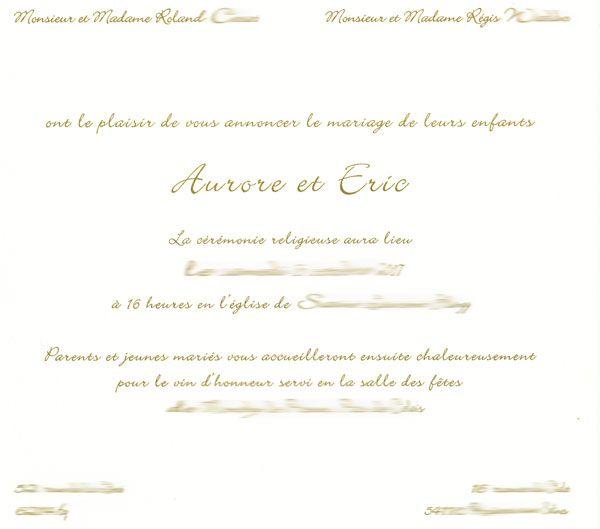 Invitation Mariage Texte En Eglise Recherche Google Wedding