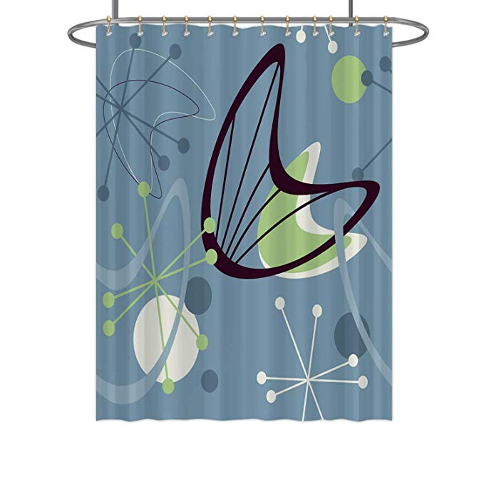 Style Vintage No 10054 Shower Curtain