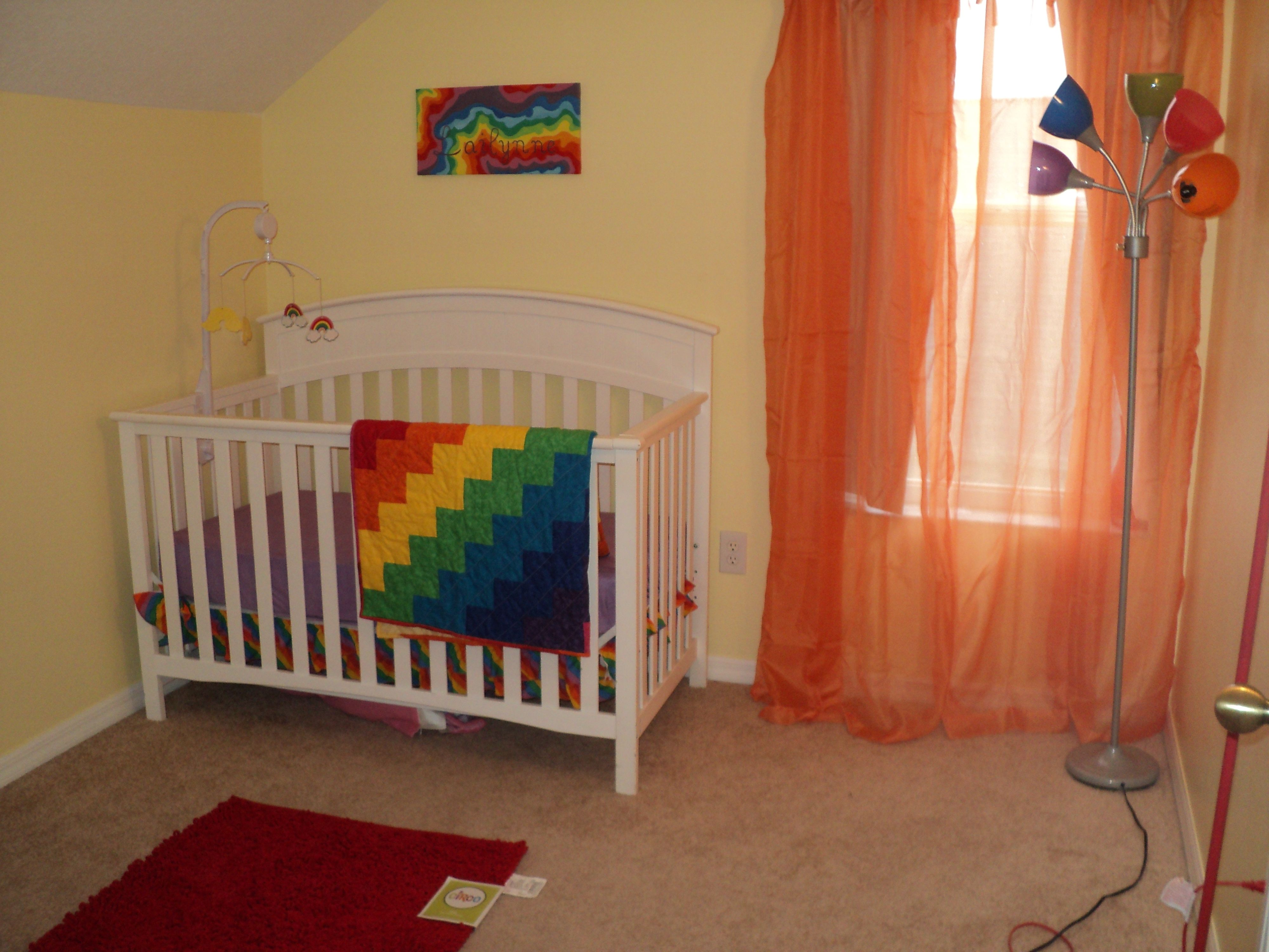 Best 25 Babies Rooms Ideas On Pinterest: Best 25+ Rainbow Baby Nurseries Ideas On Pinterest