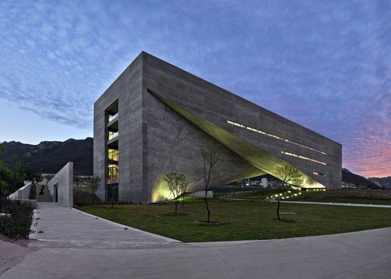 Centro Roberto Garza Sada de Arte Arquitectura y Diseo by Tadao Ando