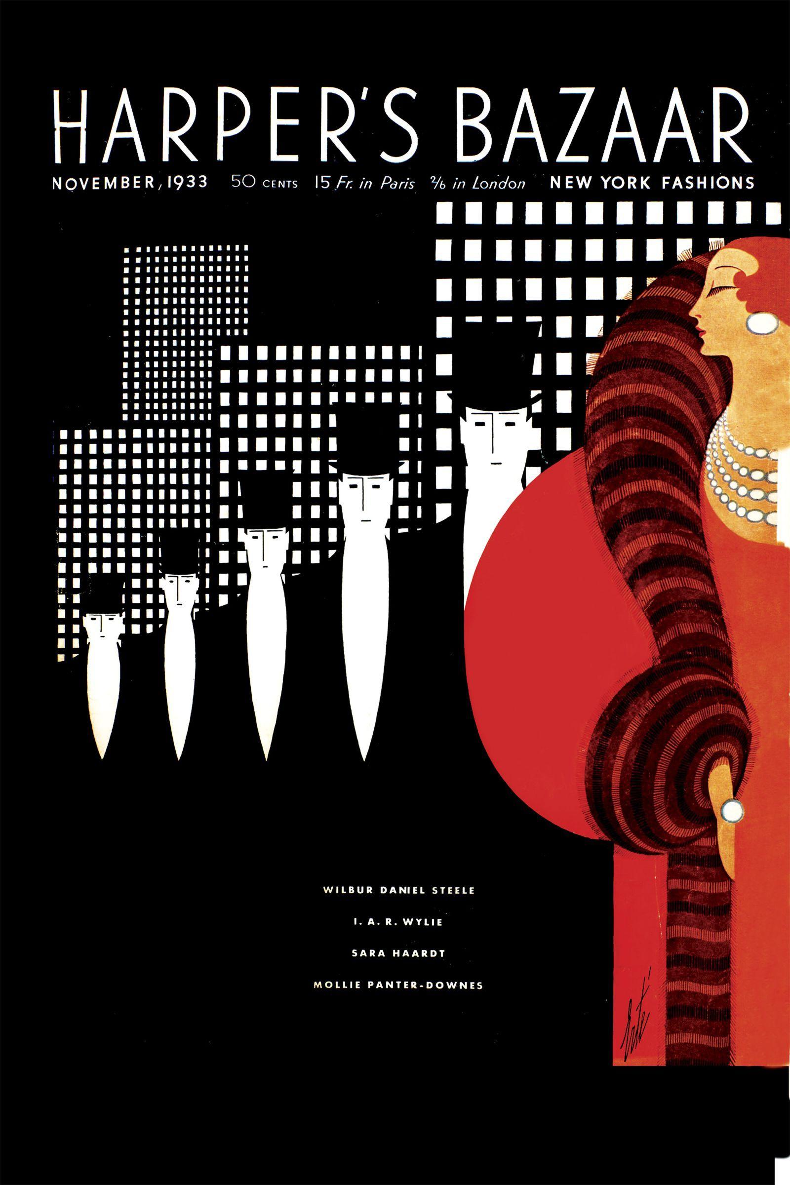 The Jazz Age Bazaar In The S