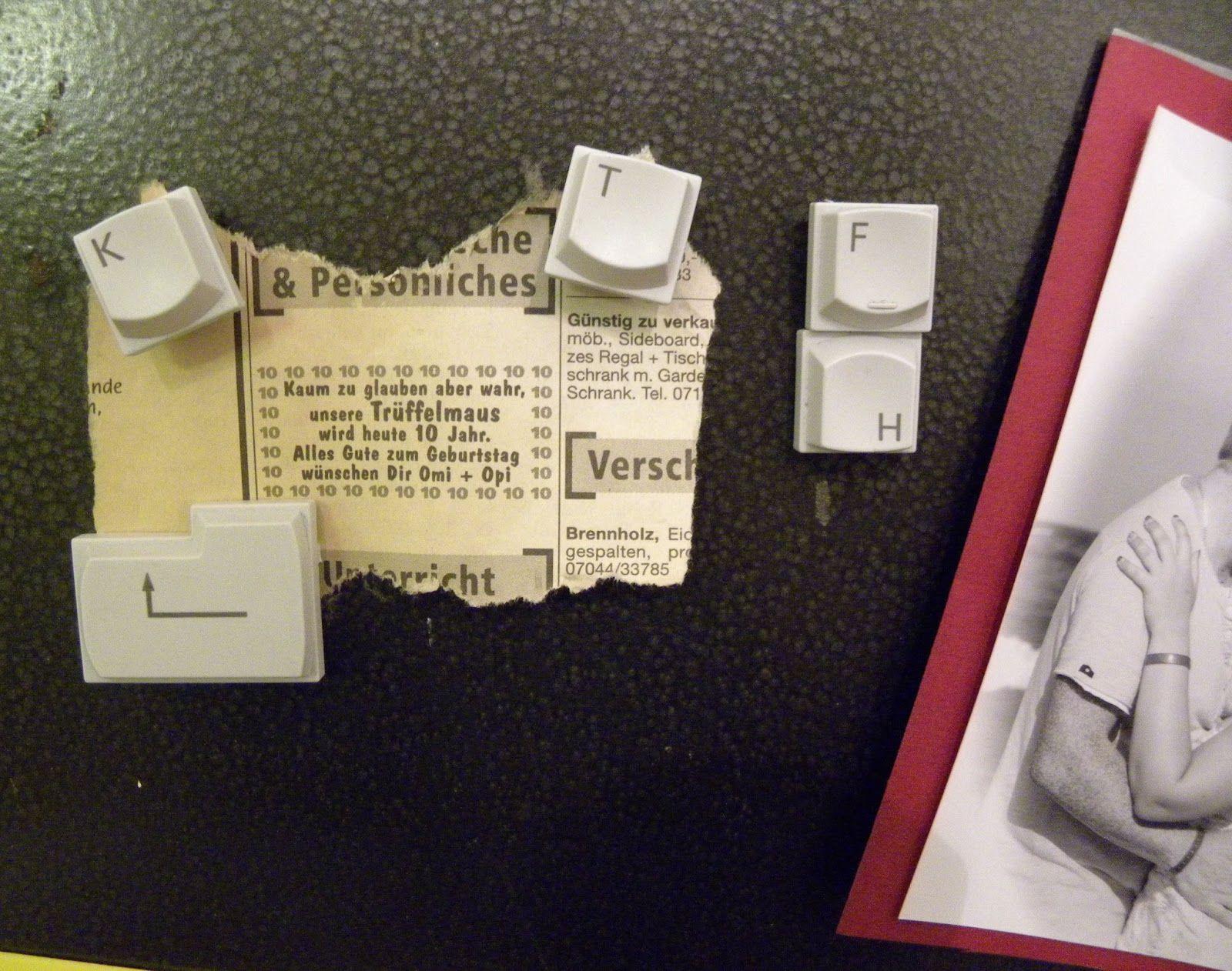mein liebes frollein: magnete selbst gestalten | haushalt | pinterest