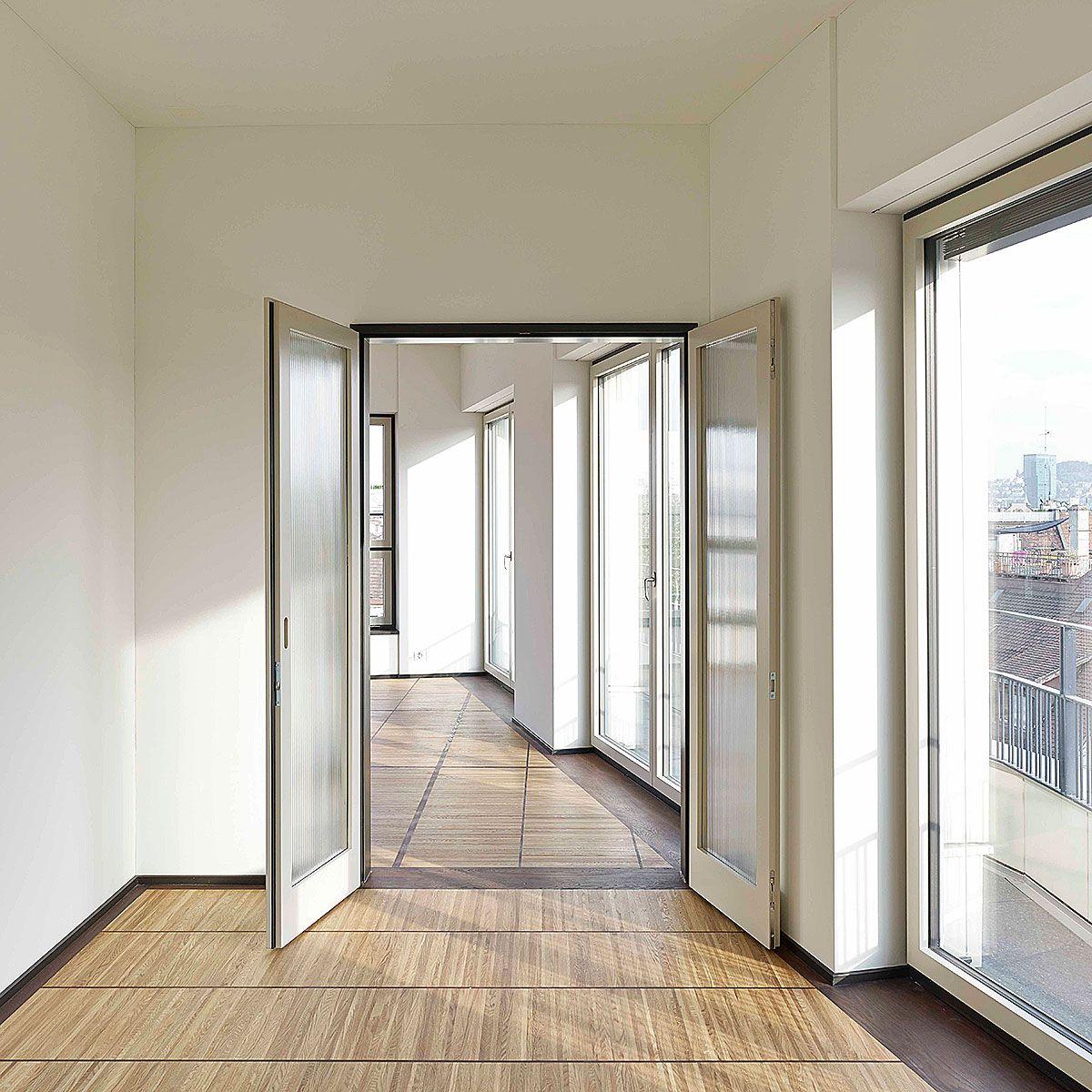 Hohes Haus West Zrich  Loeliger Strub Architektur