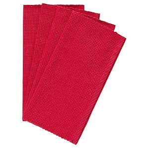 Set Of 4 Sparkle Placemats Red Target Australia Placemats Red Sparkle