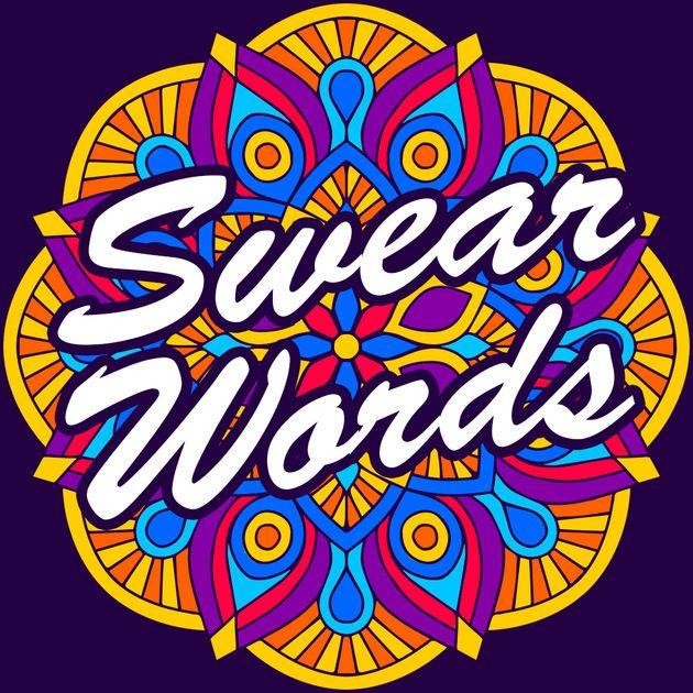 NEW IOS APP Swear Words Coloring Book