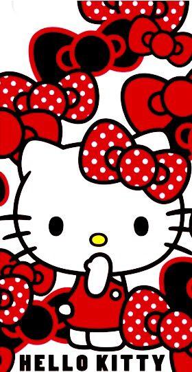 Hello Kitty Tapete Auf Rechnung : Kitty Wallpaper auf Pinterest Hallo Kitty, Hello Kitty Tapete und