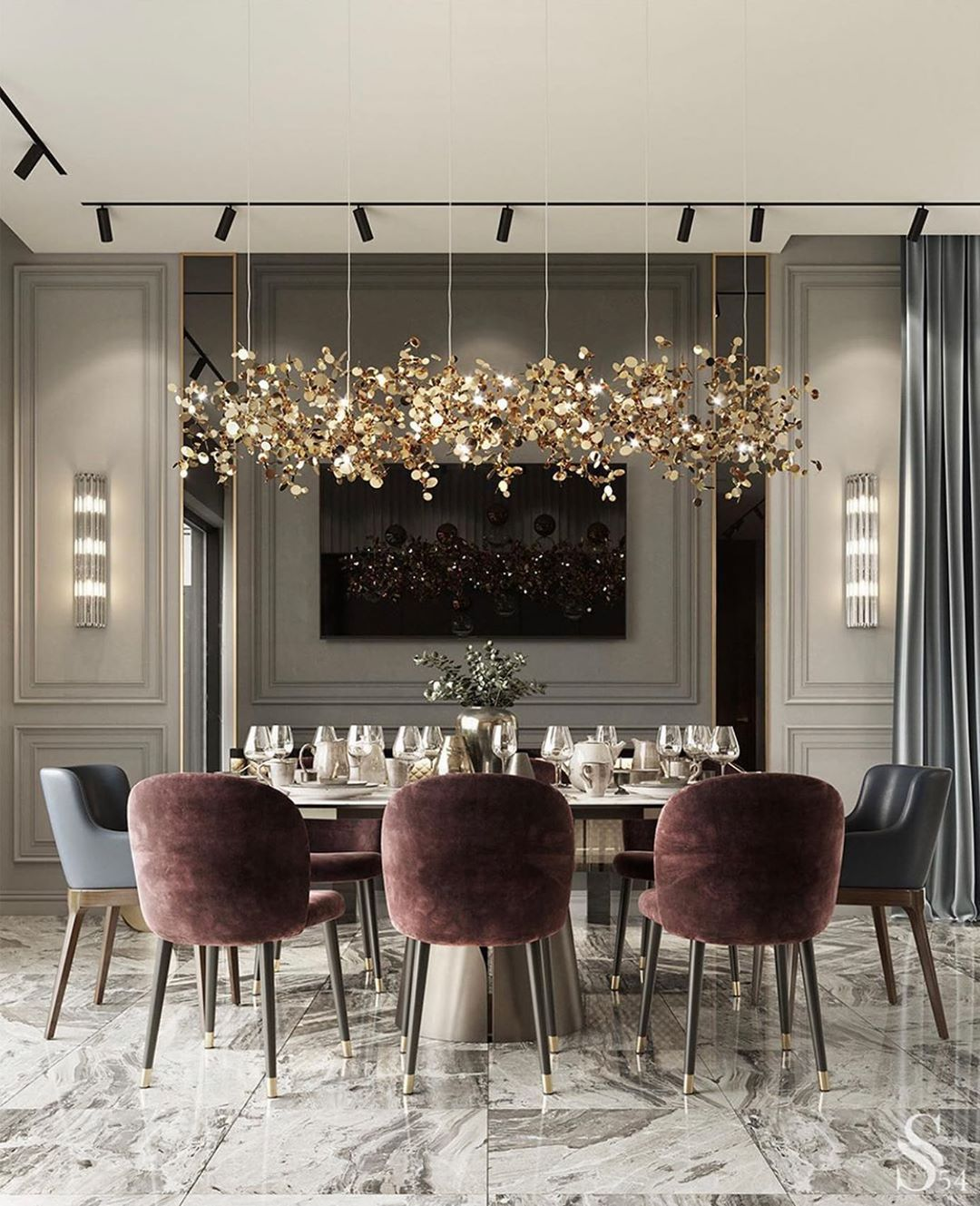 T H I Interiors On Instagram Dining To Capture Your Heart