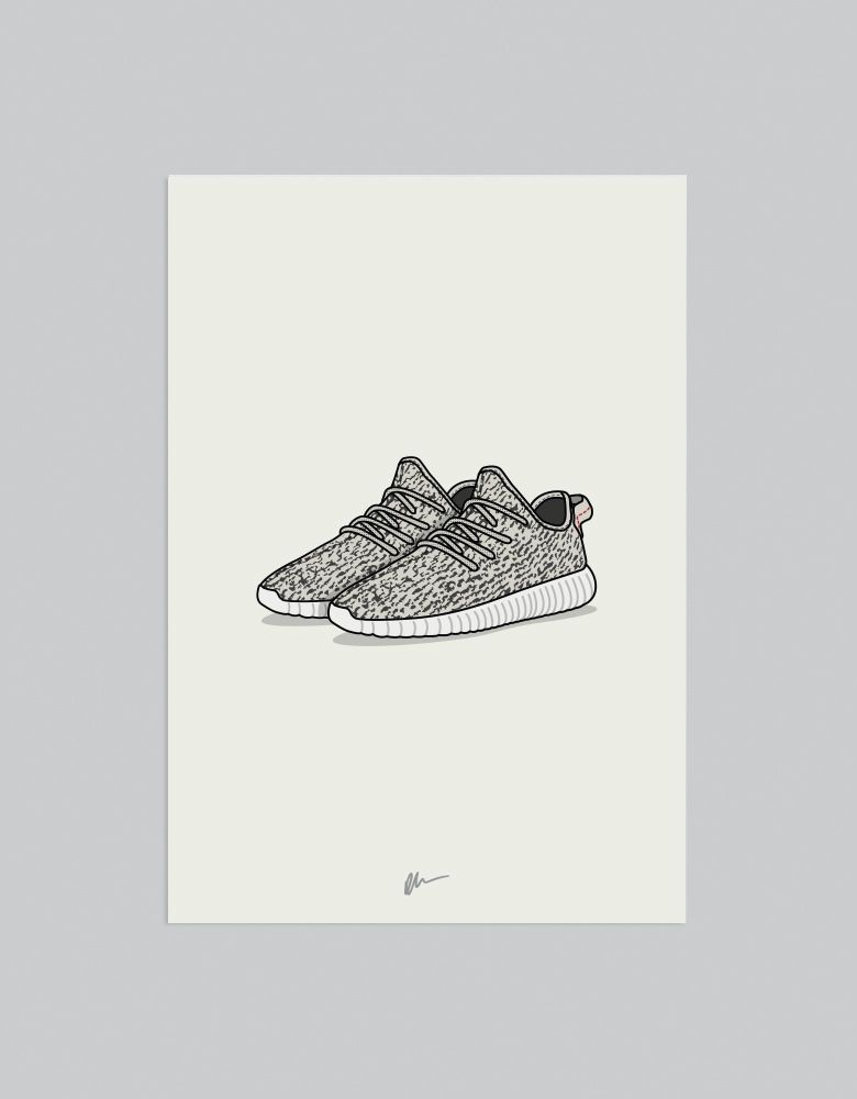 835e1ed4a Image of ☆ NEW ☆ YEEZY BOOST 350 - Turtle Dove