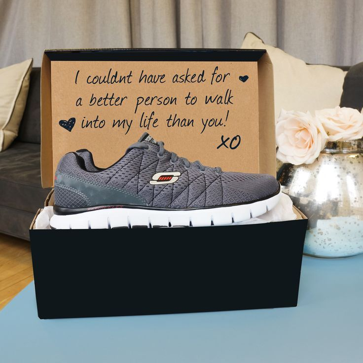 Unbox a message in A ShoeBox this Valentine's Day. #SCSoleMate #valentinesday #love #diy #craft - - #giftforboyfriend