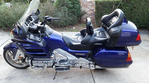 2002 Honda Goldwing 1800   Jacksonville, FL #9365704957 Oncedriven