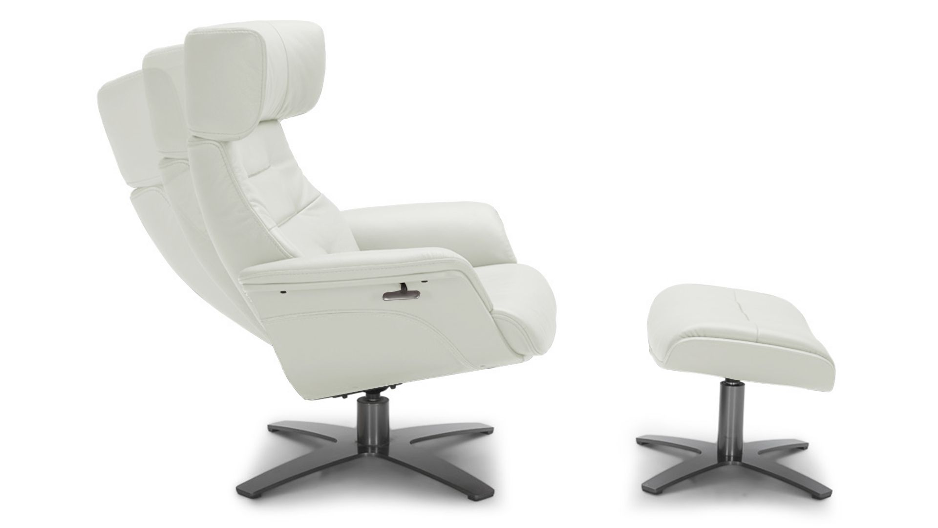 Fauteuil relax nclinable et pivotant Kumla Mobiliers