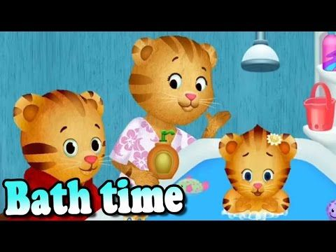 Daniel Tiger S Neighborhood Bathtime Video Game For Kids Daniel