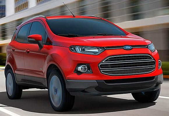 21 000 Eco Sports To Be Recalled Car News K4car Com Ford Ecosport Sport Suv Ford