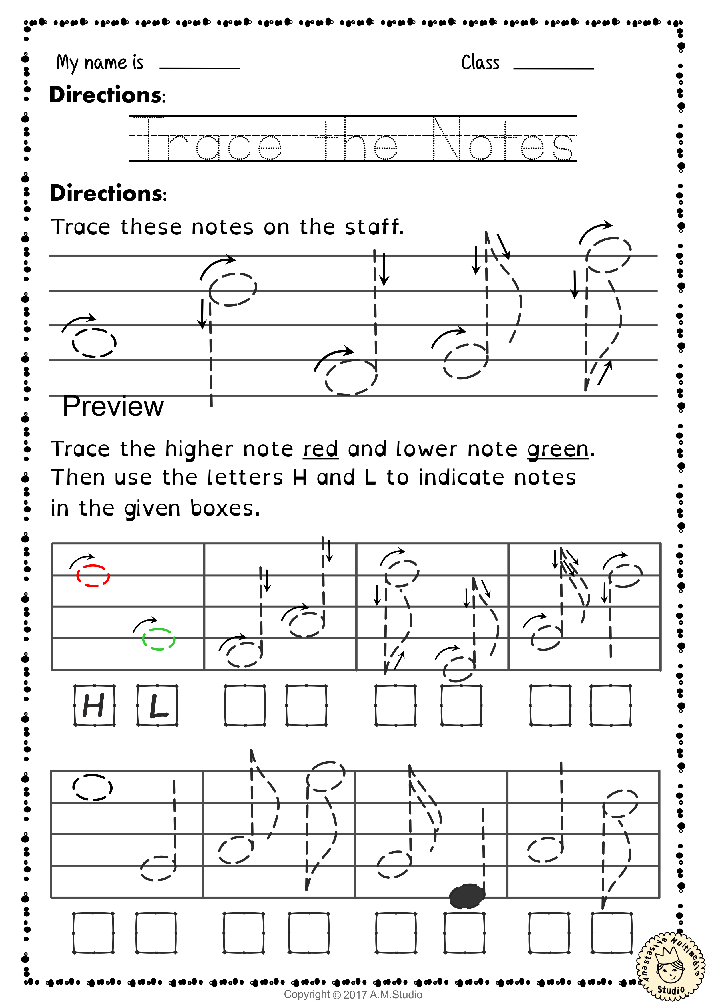 Let S Learn The Music Symbols