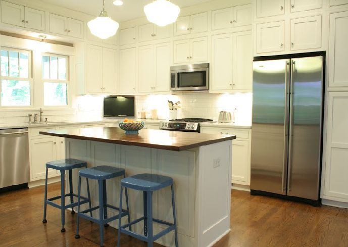 Kitchen Islands With Stools Impressive Stools For Kitchen Islands