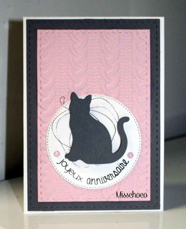 Light of the silvery moon-Art Blank Greeting//carte d/'anniversaire-Ginger Cat Girl